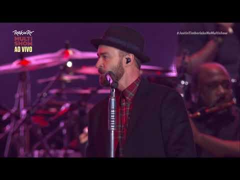 Justin Timberlake Rock in Rio HD - live 2017