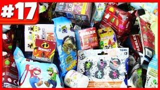 Apertura de bolsa ciega aleatoria #17 - Roblox Series 3, Super Mario Hangers, Incredibles 2, Fash'ems & MORE