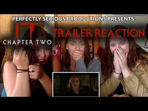 It Chapter Two Trailer Reaction!