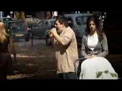 Nick Frost - manstrokewoman - Walk in the Park