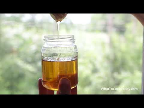 Easy Homemade Golden Syrup For Mooncakes (Inverted Sugar Syrup)