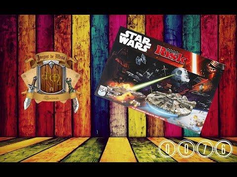 Star Wars Risk - Juego de Mesa 0076