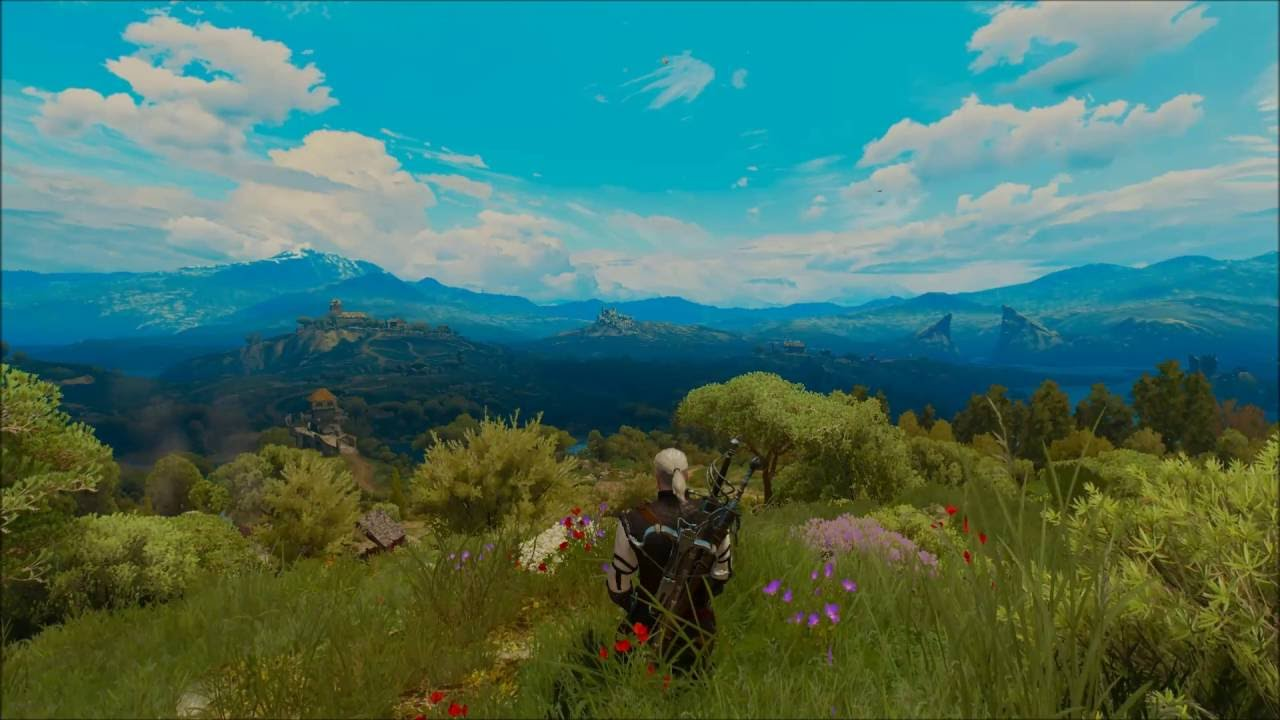 The Best Witcher 3 Mods | PC Gamer