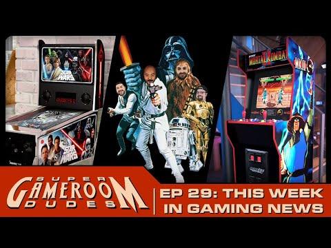 Arcade1Up Pinball & Midway! AtGames NOD Part 2! iiRcade, RetroMania & SURPRISES! from PDubs Arcade Loft