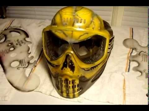 Venom Paintball Mask