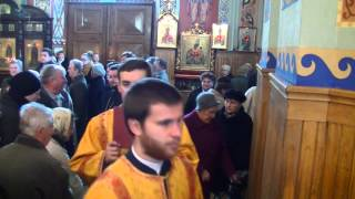 Białystok. Cerkiew św. Mikołaja: Liturgia św. Jakuba
