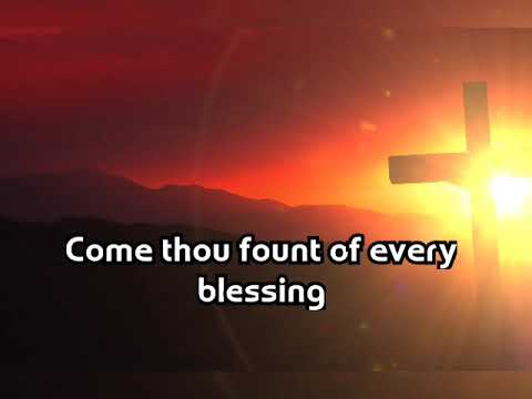 Hymns Medley Lyrics(Amazing Grace/Be Thou My Vision/Come Thou Fount/I Need Thee Every) Anthem Lights