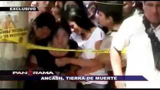 Chimbote, tierra de muerte: el crimen organizado y la muerte de Ezequiel Nolasco