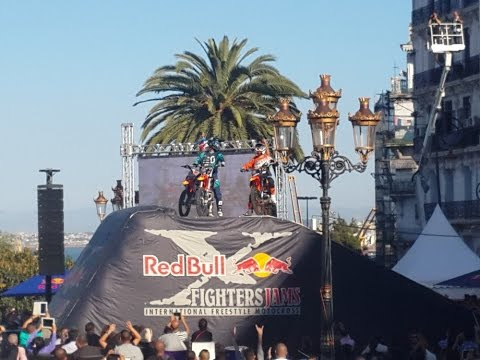 ALGER  Fighters Jams :: Free style Motocross :: by Bouda TNT