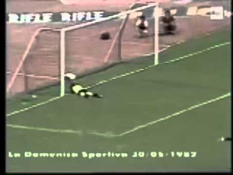 Lazio Cremonese 0 1 Serie B 1981 82 36a Giornata