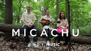 Micachu: NPR Music Field Recordings
