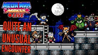 We Play Your Mega Man Maker Levels Live #64