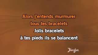 Karaoké Couleur café - Serge Gainsbourg *