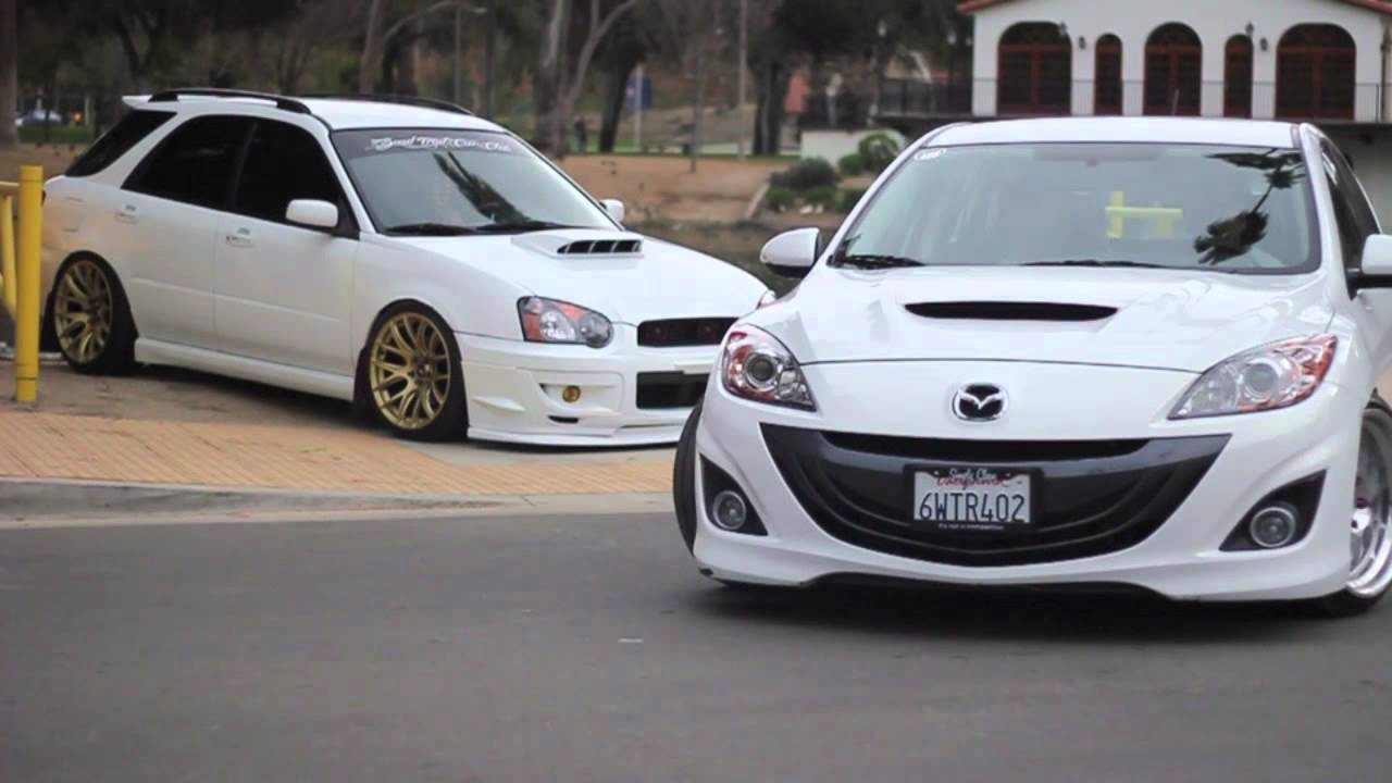 Mazda Speed 3 >> Stanced Mazdaspeed / / Toolow - YouTube