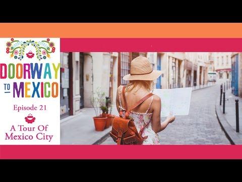 Spanish Language Tour of Mexico City