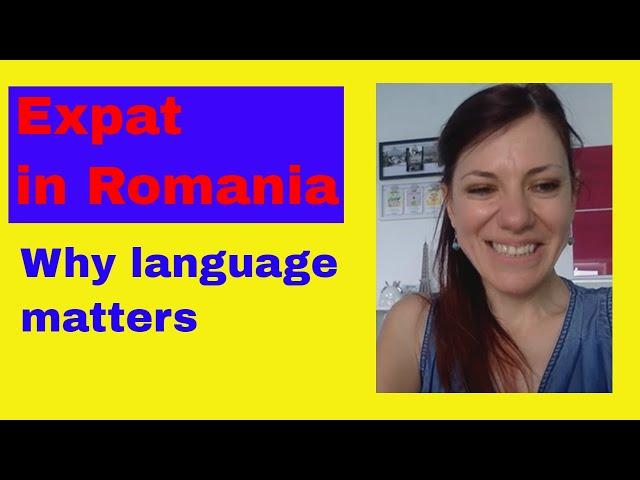 Expat in Romania  Salesman Pride Talks