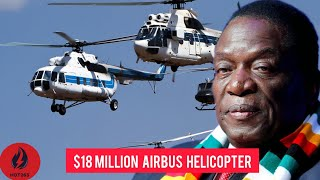 Mnangagwa's $18 Million Helicopter | Why It Is So Special