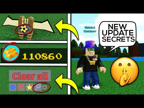 3 SECRETS YOU MISSED!! *new Update* | Build A Boat For Treasure ROBLOX