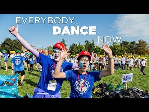 Waterloo Engineering Orientation - Everybody Dance Now!