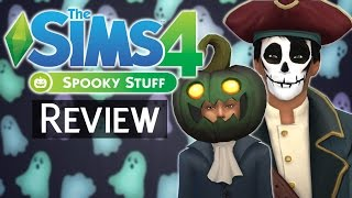 The Sims 4: Spooky Stuff | Review |