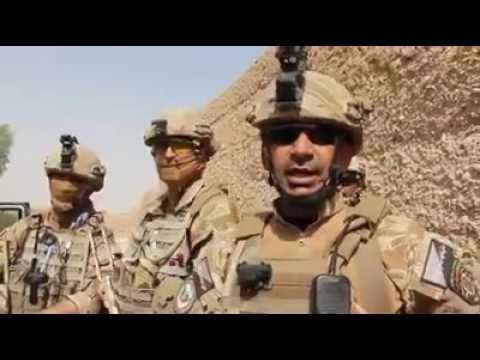 Afghan special force 2016