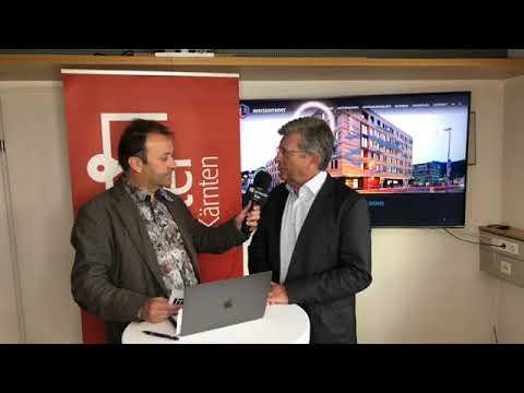 DI Dr. Rupert Hasenöhrl | Vertriebsleiter der Firma Weissenseer GmbH | lanmedia Business Talk