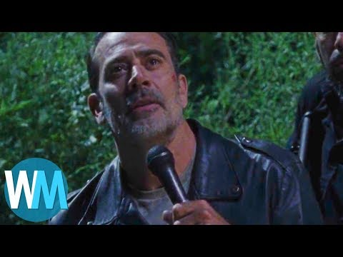 Top 3 Biggest Moments from The Walking Dead Mid Season Finale