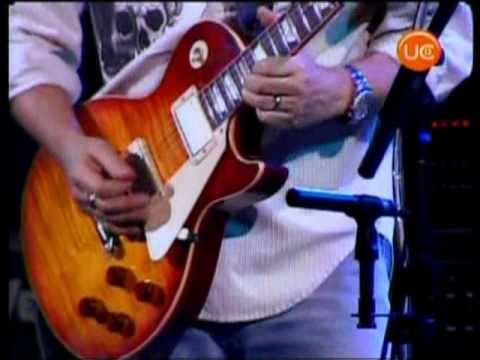 Peter Frampton - Black Hole Sun (Soundgarden) - Festival de Viña del Mar 2008