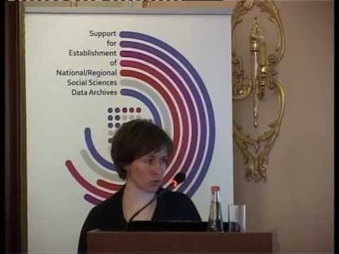 Opening Data Services in the Social Sciences 5/5