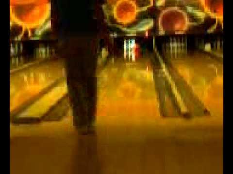 Brock Buckner bowling in alaska