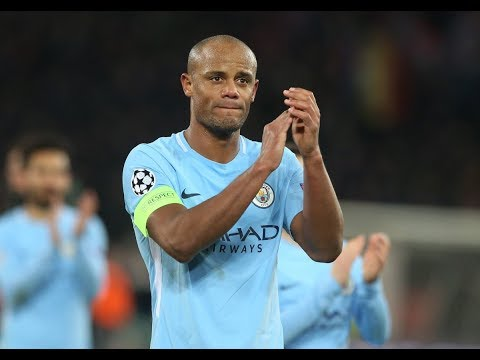 VINCENT KOMPANY BEST •DEFENDING•SKILLS•EVER