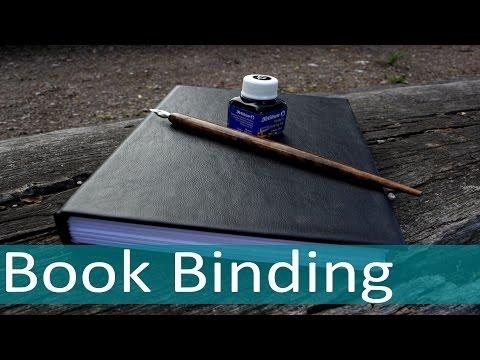 Book Binding | DIY Sketchbook