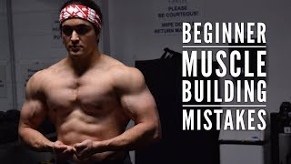 The 3 WORST Muscle Building Workout Mistakes Beginners Make