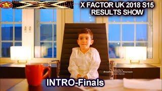 Xfactor UK 2018