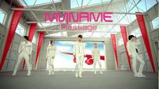 MYNAME - Message(Japanese ver.)