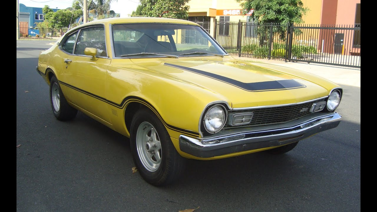 Ford Maverick Factory Grabber 1973 302 V8 Toploader Car GT For ...