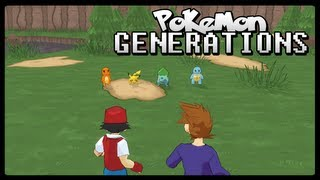 Pokémon Generations - 3D Pokemon Adventure!