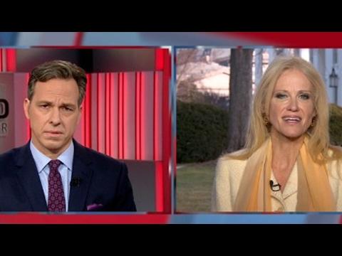 CNN Host BLASTS Kellyanne Conway On Terrorism Hypocrisy (VIDEO)