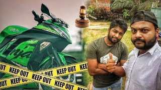 Complained in Consumer Court Against Kawasaki India | Assam Flood | Vlog 96