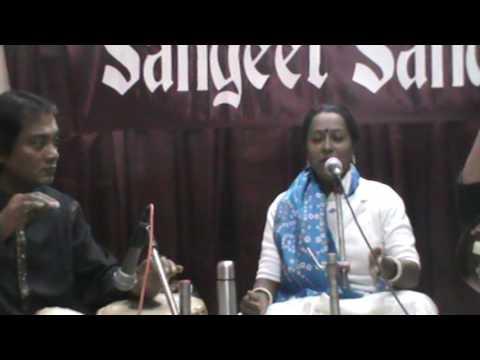 Rag Jaijaiwanti By Suparna Adhikary,Tabla By Prasenjit Adhikary,