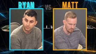 Unreal Bluff! Feldman Goes For It All With 7-High! ♠ Live at the Bike!