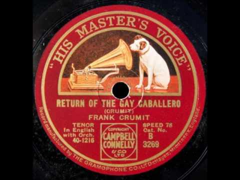 """Abdul Abulbul Amir"" Frank Crumit LYRICS ARE HERE 1927 (Victor 20715)"