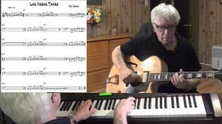 Las Vegas Tango - Jazz guitar & piano cover ( Gil Evans )