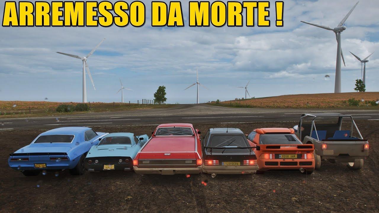 Download Forza Horizon 4 - Arremesso da Morte com Carros Antigos (VÍDEO COM MEME)