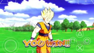 Dragon ball z shin budokai 2 Gold edition