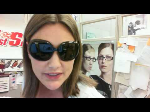 4c41498a79 Ray Ban Jackie Ohh Sunglasses RB4098 and RB4101 Review - YouTube