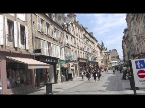 Voyage en Normandie - 5e partie (Caen)
