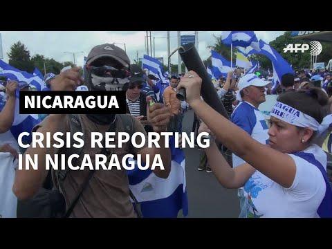 Nicaragua: reporting on