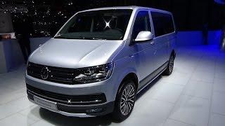 Volkswagen Multivan PanAmerican Concept 2016 Videos