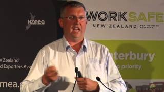 What WorkSafe New Zealand is looking for - Marcus Nalter (WorkSafe NZ)